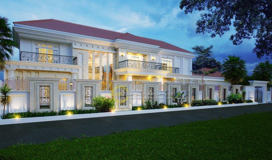 Cara Untuk Dekorasi Hiasan Dalaman Terbaik Rumah Semi D Setingkat Penting 15 Desain Rumah Klasik Terbaik tokopedia Blog