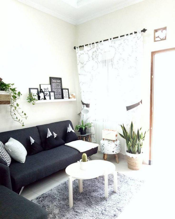 Cara Untuk Dekorasi Ruang Tamu Kecil Baik Ruang Keluarga Menyatu Dengan Taman Tukang Bangun Rumah