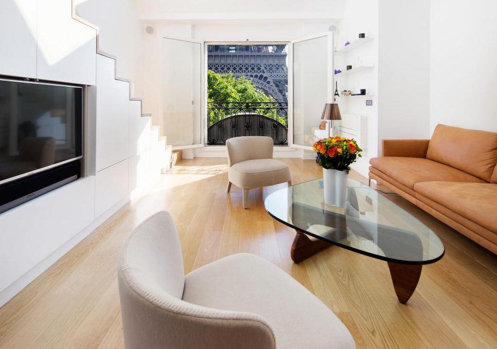 Cara Untuk Dekorasi Ruang Tamu Kecil Penting Seni Menata Perabot Di Ruang Yang Panjang Dan Sempit Arsitag