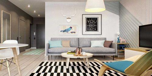 Cara Untuk Dekorasi Ruang Tamu Memanjang Hebat 15 Cara Menata Rumah Kecil Agar Terlihat Luas Dan Menarik Rumahlia