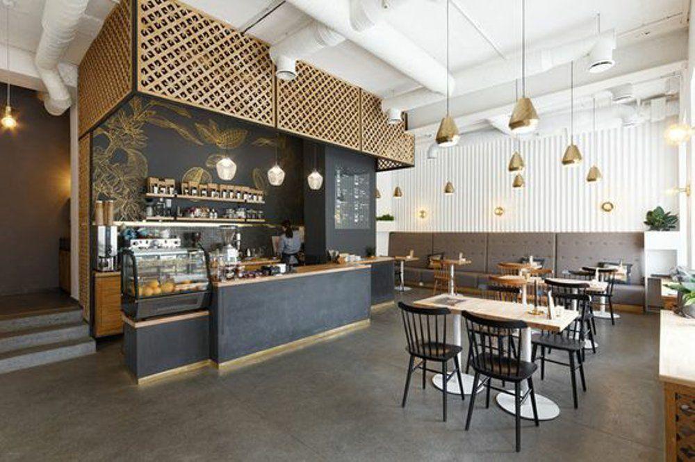 interior cafe surabaya