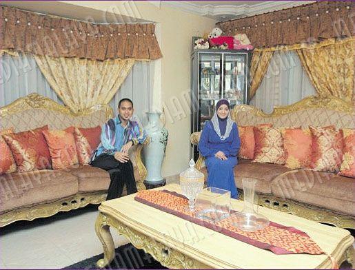 Cara Untuk Hiasan Dalam Rumah Siti Nurhaliza Bernilai Berita Dunia Hiburan Part 12 Page 7