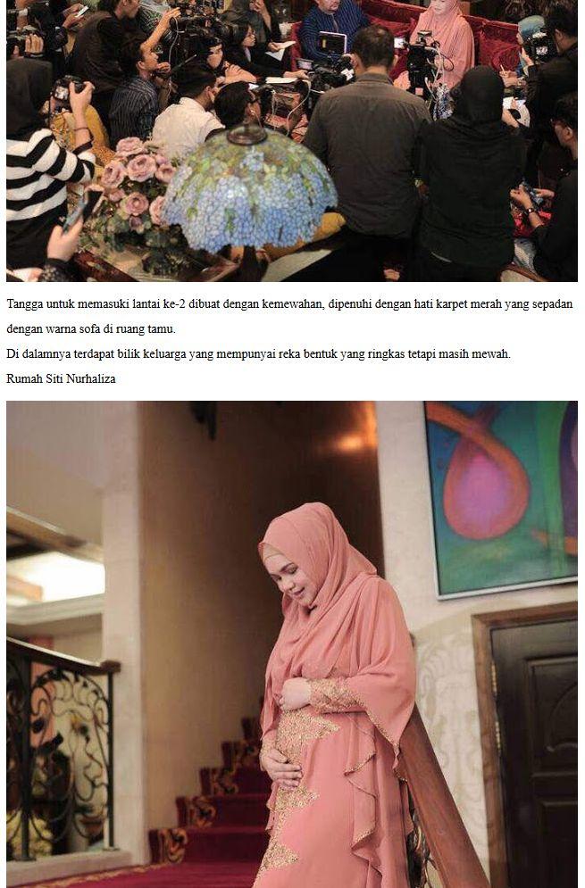 Cara Untuk Hiasan Dalam Rumah Siti Nurhaliza Bernilai Megah Bak istana Sultan Inilah Foto Eksklusif Dalam Rumah Dato Siti
