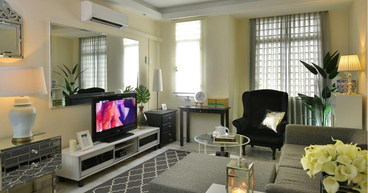 Cara Untuk Hiasan Dalam Rumah Terhebat Bijak Hias Rumah Sempit Pemilik Berjaya Tukar Apartment 700 Kaki