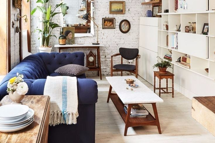 Cara Untuk Hiasan Dalaman Apartment Kecil Berguna 11 Trik Apik Untuk Kamu Yang Punya Ruang Tamu Kecil