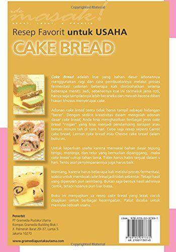 Cara Untuk Hiasan Dalaman Bakeri Terhebat Resep Favorit Untuk Usaha Cake Bread Indonesian Edition Ide Masak