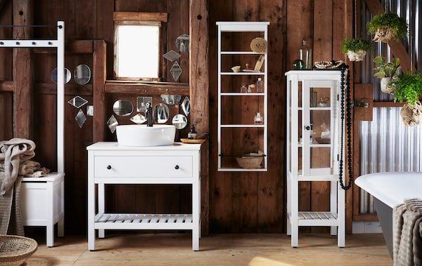 Cara Untuk Hiasan Dalaman Bilik Air Bernilai Idea Ikea