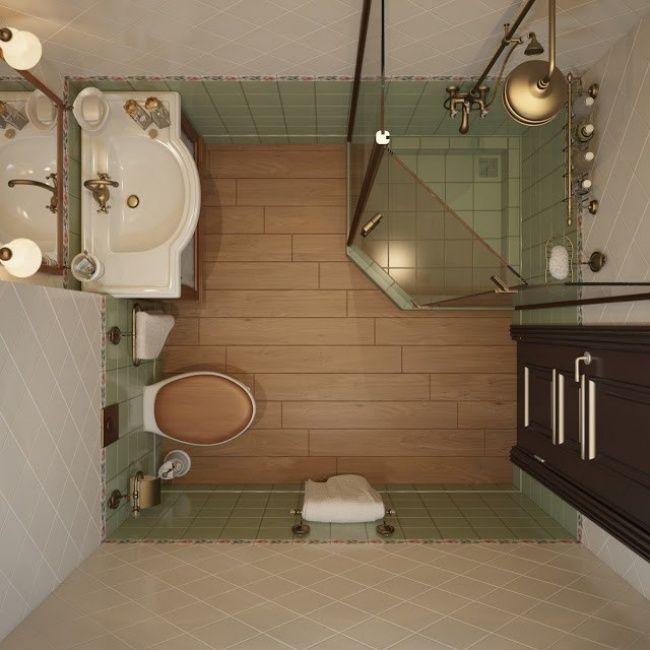 Ada banyak cara lagi yang boleh anda gunakan untuk dekorasi bilik air yang sempit ini menjadi lebih menarik dan kelihatan lebih luas selain 11 idea hebat