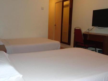 Pemandangan dalam Iris House Hotel