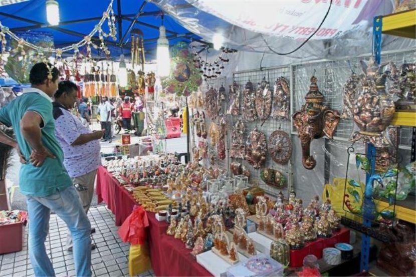Cara Untuk Hiasan Dalaman butik Pakaian Bernilai Cari Bazar Untuk Deepavali Semasa