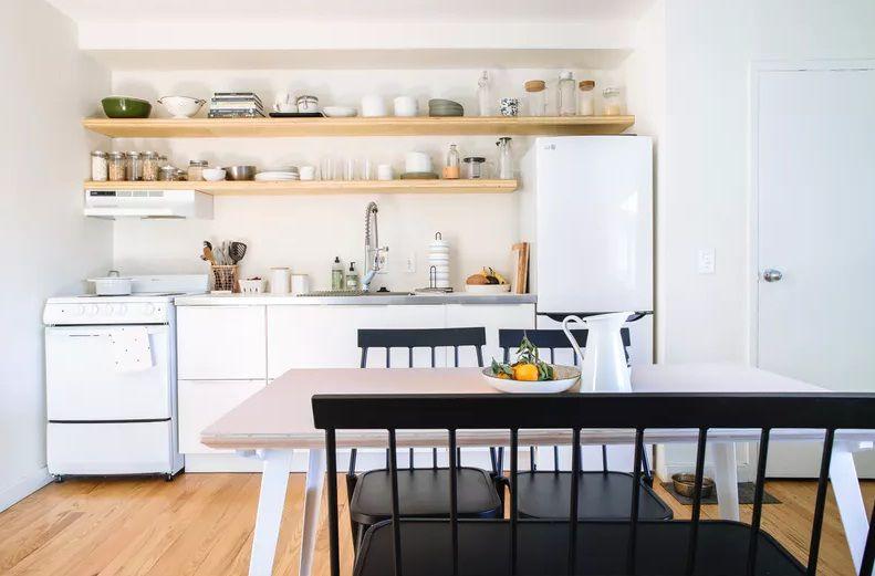 10 Cara Mendekorasi Dapur Sempit Supaya Nampak Menarik Dan Rasa Luas