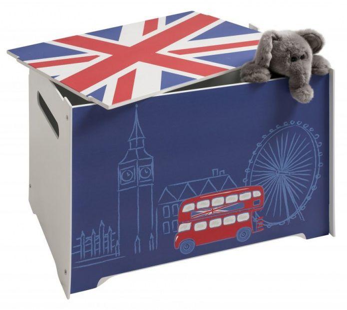 Cara Untuk Hiasan Dalaman Gaya Inggeris Penting Gaya London Di Kamar Anak Anak Dari Klasik Klasik Hingga Seni Pop