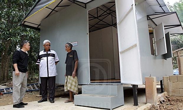 Skuad GiatMara Peduli bantu mangsa banjir