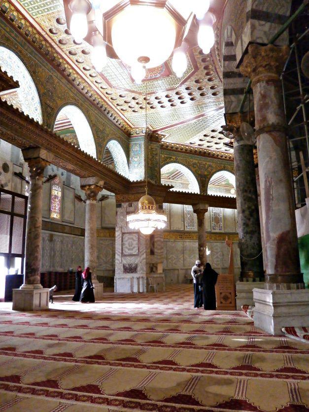 Cara Untuk Hiasan Dalaman Masjid Power Aqsa the Holy Land – Kota Rumah Ibadat