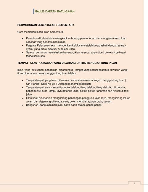 Buletin MDBG Edisi 1 2010
