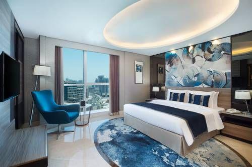 Cara Untuk Hiasan Dalaman Ruang Tamu Moden Kontemporari Hebat Gulf Court Hotel Business Bay Dubai – Harga Terkini 2019