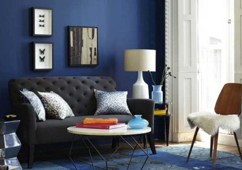 Cara Untuk Hiasan Dalaman Ruang Tamu Warna Biru Power 10 Warna Cat Ruang Tamu Sempit Sulap Ruangan Jadi Terasa Luas