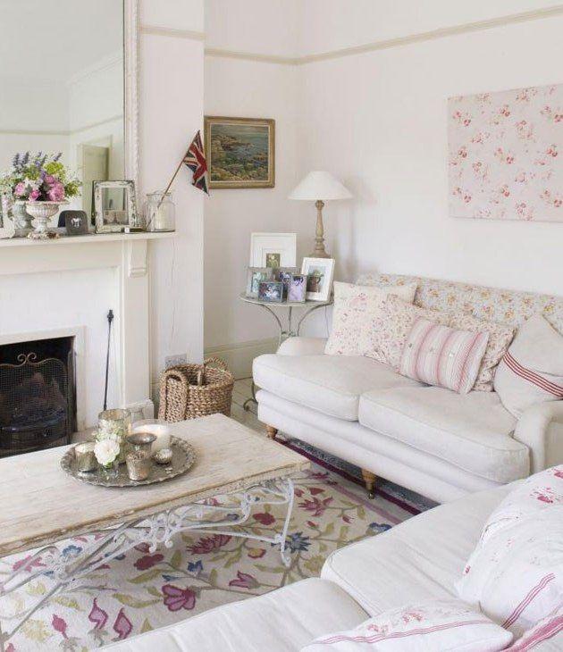 Cara Untuk Hiasan Dalaman Rumah Ala Inggris Power Yuk Dekorasi Rumah A La Shabby Chic