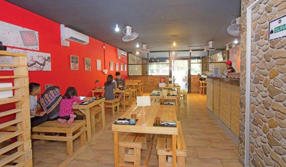 Cara Untuk Hiasan Dalaman Rumah Ala Jepun Terbaik Kafeteria Ala Jepun