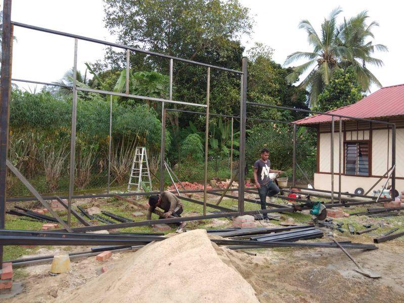 Cara Untuk Hiasan Dalaman Rumah Ala Resort Meletup Bina Rumah atas Tanah Sendiri Di Kampung Bajet 65k Idea Bina Rumah