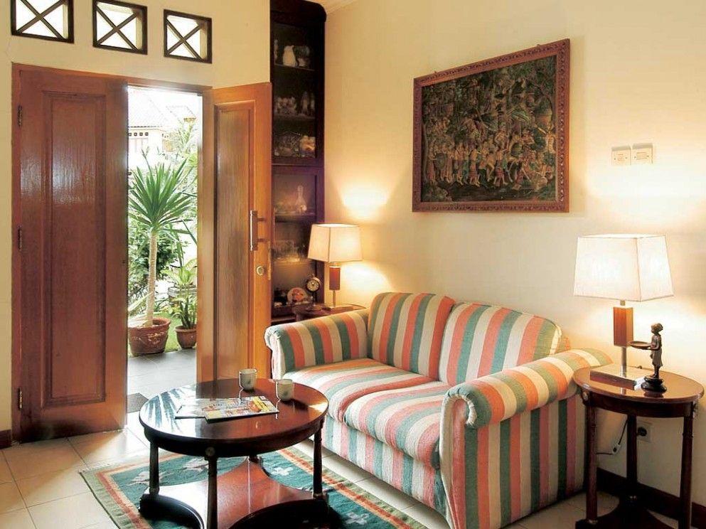 Contohnya Dekorasi Ruang Tamu Konsep Desain Interior Rumah Terbaru