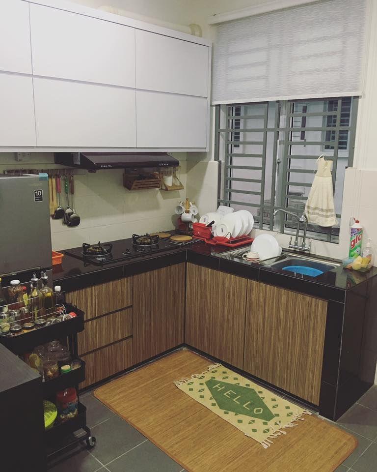 Cara Untuk Hiasan Dalaman Rumah Banglo Mewah Meletup Table top Dapur Rumah Flat Kreasi Rumah