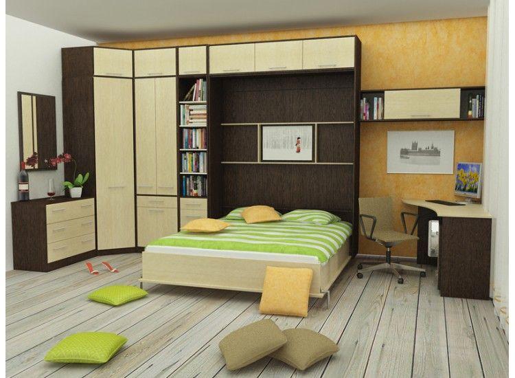 Cara Untuk Hiasan Dalaman Rumah Flat Kecil Berguna Reka Bentuk Bilik Tidur Bilik Tidur 16 Meter Persegi M 49 Foto
