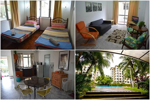 Yaacob Cocobay Apartment Room Image