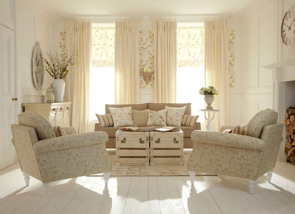 shabby chic interior design style tips and inspiration 4