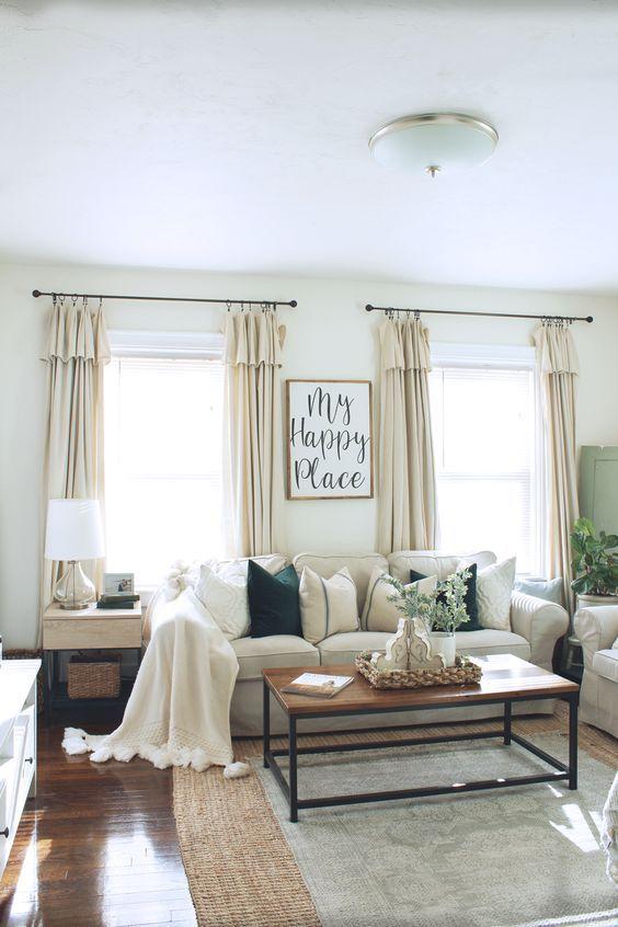 26 Model Gorden Minimalis untuk Mempercantik Ruangan