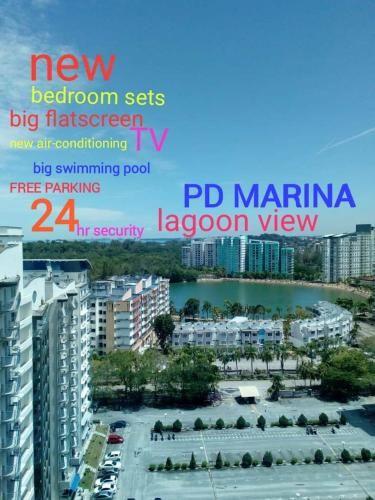 PD MARINA Holiday Apartments Batu 7 Jalan Pantai Port Dickson