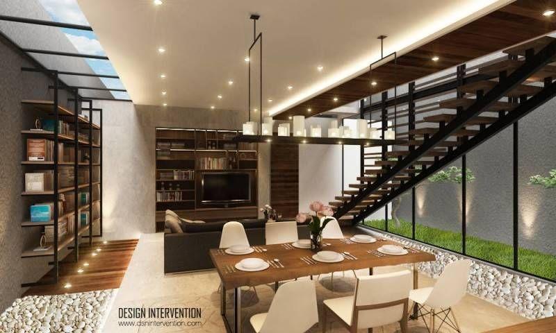 Cara Untuk Hiasan Dalaman Rumah Studio Berguna Arsitektur Rumah Mungil Tapi Mewah Dengan Konsep Yang Unik Arsitag