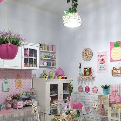 Gambar Design Interior Rumah Shabby Chic