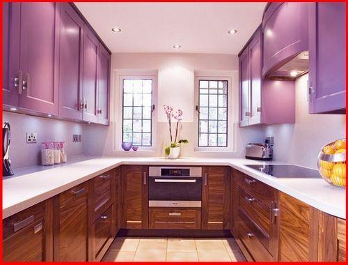 Hiasan Dalaman Dapur Rumah Teres Kecil Dan Cantik Berkongsi Gambar