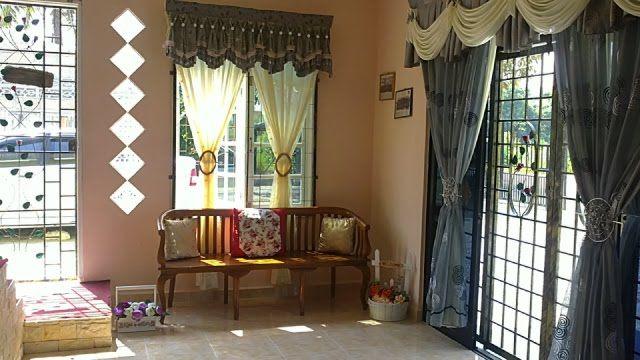 Rumah Kampung Ruang Tamu Home Design Idea