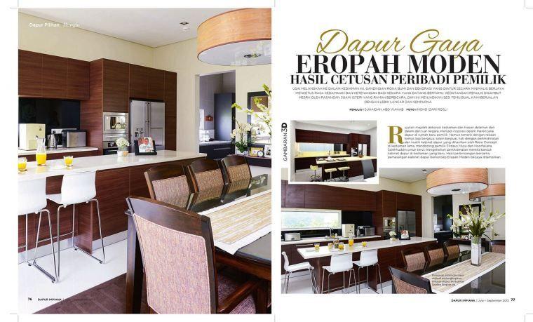 Cara Untuk Hiasan Dalaman Rumah Teres Modern Terhebat Media Impiana 2016 Reno Concept Sdn Bhd