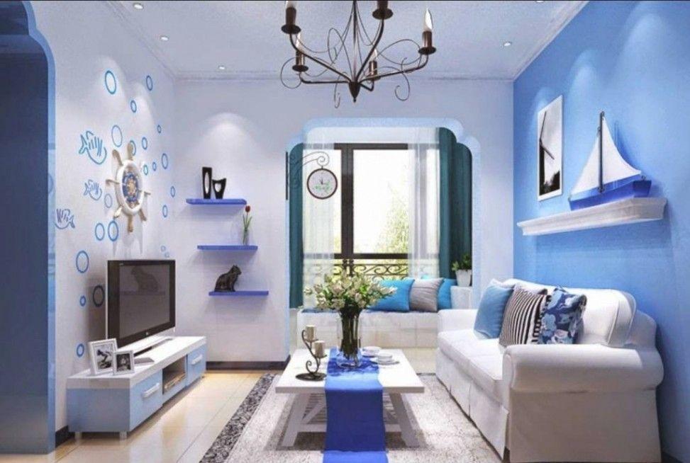 Dinding Untuk · Warna Cat Dekorasi Hiasan Dalaman Terbaik Rumah Penting Contoh Warna Hijau tosca Tukang Bangun Rumah
