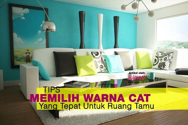 Warna Cat Ruang Tamu women online magazine