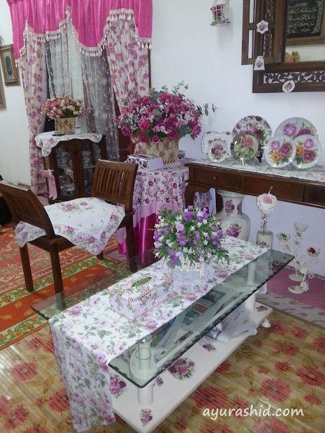 Hiasan Dalaman Ruang Tamu Ala Inggeris Desain Rumah Minimalis