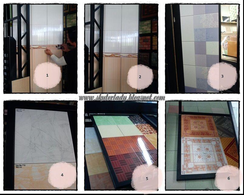 Cara Untuk Hiasan Dalaman Simple Penting Skuterlady Tile A K A Jubin Yg Mana Satu