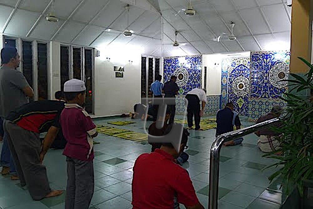 Cara Untuk Hiasan Dalaman Surau Terhebat Dilema solat Dua Imam Di Hentian R&r Utama Utusan Line