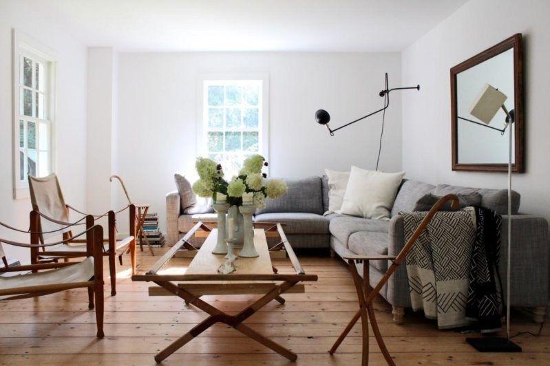 Cara Untuk Hiasan Dalaman Wallpaper Bernilai 11 Trik Apik Untuk Kamu Yang Punya Ruang Tamu Kecil