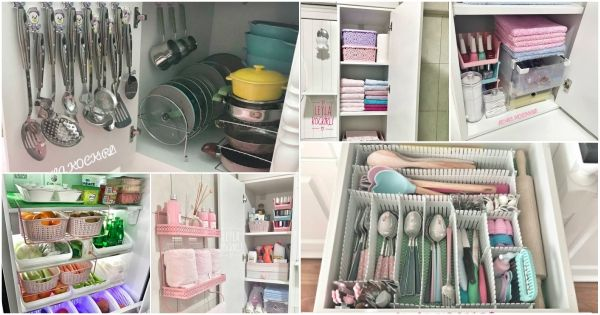 Cara Untuk Hiasan Dapur Rumah Flat Berguna Jom Cuba 11 Idea Simpan Dan Susun Barang Keperluan Rumah Ini Supaya