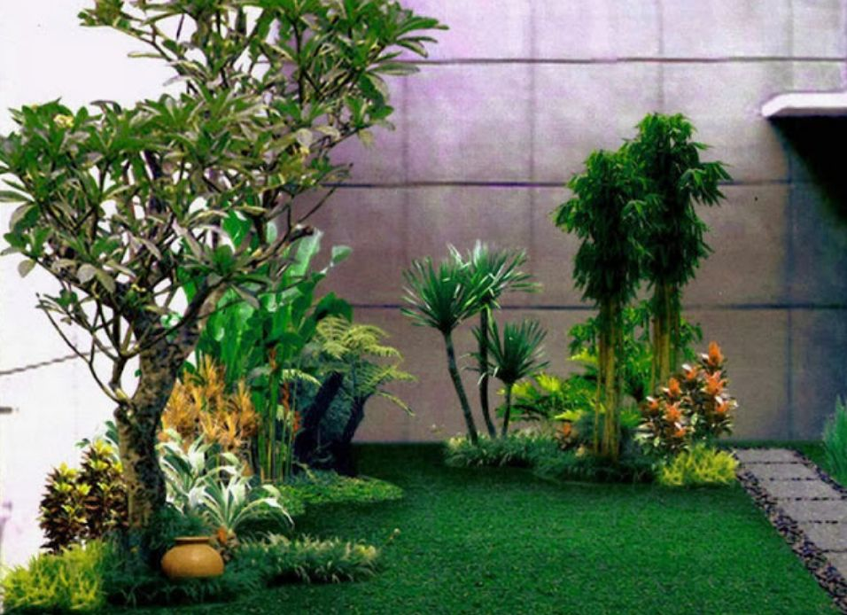 Cara Untuk Hiasan Halaman Rumah Bernilai Tips Menata Taman Di Lahan Sempit Citragarden Aneka