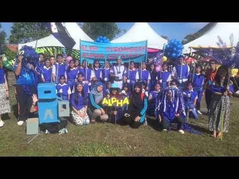 Kejohanan Padang & Balapan SMK Taman Tunku Miri Pertandingan Khemah Tercantik 2015