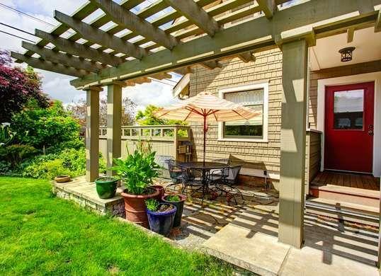 Cara Untuk Hiasan Laman Rumah Kampung Terbaik 8 Cara Bikin Halaman Kecil Terlihat Lebih Luas