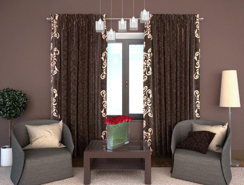 Cara Untuk Hiasan Langsir Dalaman Rumah Power Reka Bentuk Langsir Untuk Ruang Tamu 125 Gambar Gorden Pereka