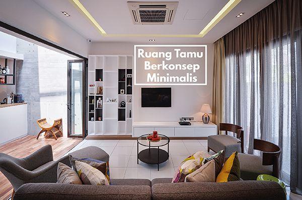 RR Tips Ruang Tamu Berkonsep Minimalis Malaysia s No 1 Interior Design Channel
