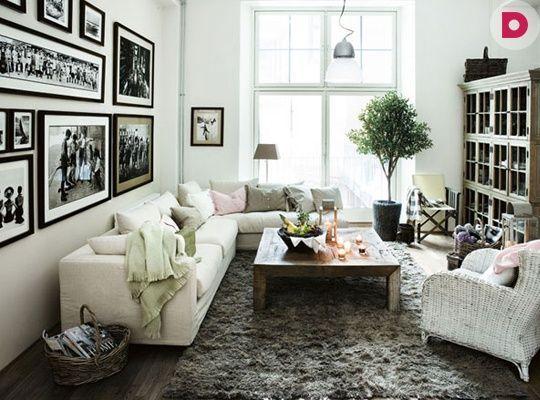 Cara Untuk Dekorasi Hiasan Dalaman Terbaik Rumah Flat Hebat Cara Mendekorasi Dinding Dengan Foto Keluarga Cara