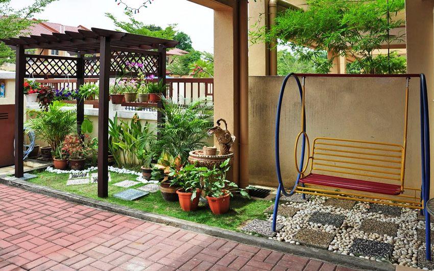 Cara Untuk Hiasan Taman Rumah Bernilai Tips Mewujudkan Taman Depan Rumah Di Lahan Minimalis